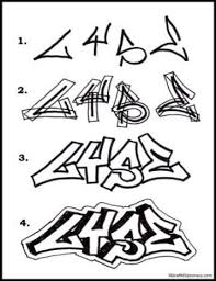 learn graffiti learn how to turn a graffiti tag into a how to draw graffiti