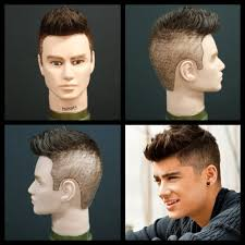 phairstyles 360 view zayn malik haircut tutorial of one direction thesalonguy youtube