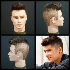 zayn malik haircut tutorial of one direction thesalonguy youtube
