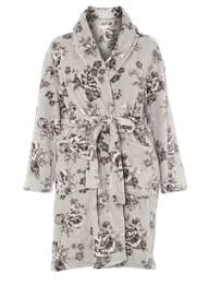 womens tall dressing gown grey grey bluewater 32 00