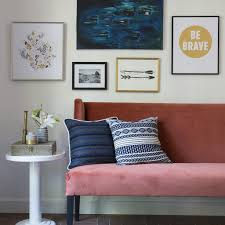 How To Place Throw Pillows On A Bed Handwoven Mayan Throw Pillow Navy Schoolhouse Electric