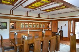Cabinet Dining Room Gallery Growing Up In A Frank Lloyd Wright House By Kim Bixler