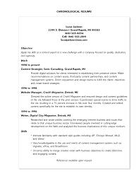 Best Resume Undergraduate by Resume Science Resume