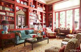 Red Oriental Rug Living Room 14 Gorgeous Interiors How To Pair Bold Colors With Decorative Rugs
