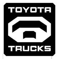 toyota trucks emblem toyota tacoma logo outlaw custom designs llc