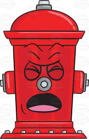 australian shepherd emoji shouting fire hydrant emoji cartoon clipart vector toons