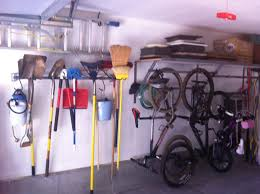 Garage Tool Organizer Rack - garage tool storage racks garage wood storage ideas garage