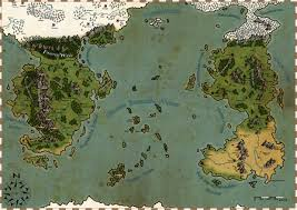Fantasy Maps Fantasy Map Final Jpg By Sonoftroll On Deviantart