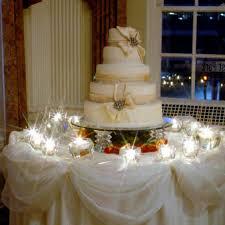 37 Creative Wedding Cake Table Decorations Table Decorating Ideas