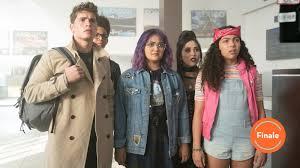 Seeking Season 1 Finale Tv Reviews Runaways Season 1