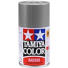 amazon com tamiya ts 30 silver leaf spray lacquer toys u0026 games