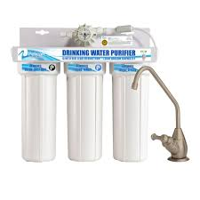 Water Filter Systems For Kitchen Sink Brushed Nickel Water Filters Kitchen The Home Depot