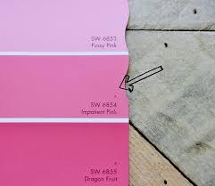 pink paint colors five of my favorite summer paint colors thistlewood farm