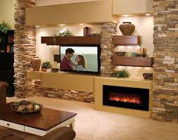 Home Entertainment Design Nyc This One Has A Fireplace So Pretty We Actually Did A Media