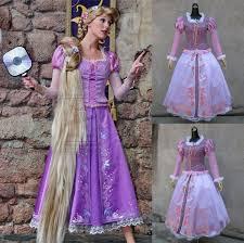 diy rapunzel costume disfraz rapunzel adulto imagui