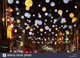 Christmas Decorations With Lights Uk by London Uk 1st November 2015 Switching On Oxford Street