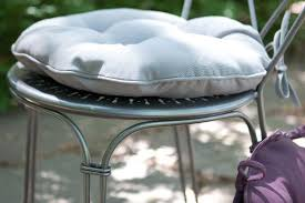 round patio seat cushions home design ideas and pictures