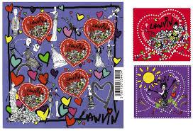 timbre poste mariage le nouveau timbre coeur de la poste par lanvin organiser un