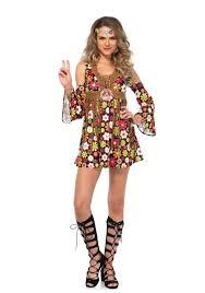 halloween hippie costume ca79 starflower hippie 1960s disco hippy 70s fancy dress up groovy