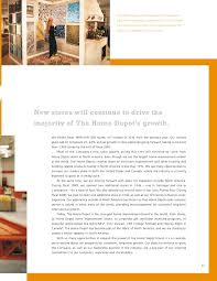 Home Depot Expo Design Store Home Depot Annual Report 1999