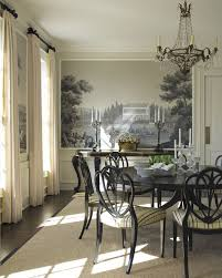 Best Dining Rooms Images On Pinterest Formal Dining Rooms - Dining room mural