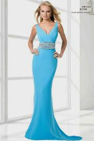 light blue prom dress mermaid naf dresses