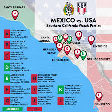 Mexico Country Map by Mexican Futbol 100 Percent Soccer