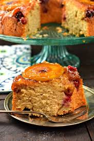apple cranberry upside down bundt cake recipe pineapple cake