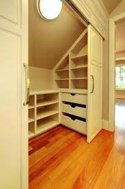 attic closet interesting attic closet ideas full image for small