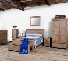 sierra reclaimed wood king size platform bed zin home