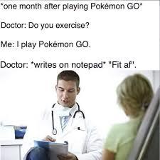 Exercise Memes - pokemon go exercise memes what is pokemon go