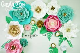 backdrop paper paper flower backdrop paper flowers wall
