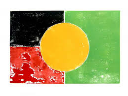 Green Yellow Red Flag The Green And Gold And Red And Black U201d For Australia Tom Civil
