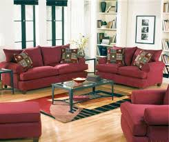 Red Living Room Sets by 18 Maroon Living Room Furniture And Interior Design Ideas