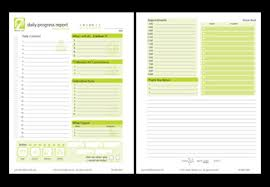 daily planning worksheet download the daily progress report