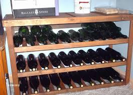 pallet wine racks best of home made wine rack plans diy building