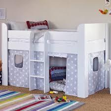 Paddington Mid Sleeper Grey Star GLTC - Paddington bunk bed