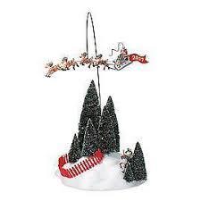 santa sleigh ebay