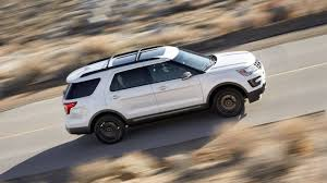 Ford Explorer Ecoboost - 2017 ford explorer review u0026 ratings edmunds