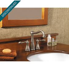 rustic pewter marielle mini widespread bath faucet t46 m0be