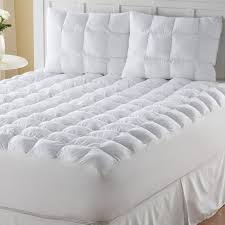 superior mattress topper down alternative white hayneedle