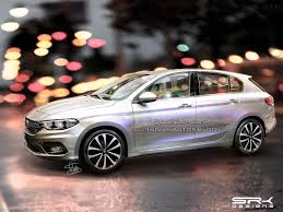 fiat hatchback fiat tipo hatchback to launch in september 2016 uk