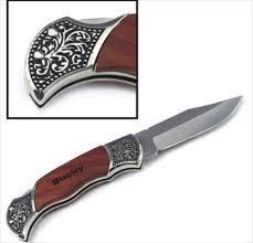 pocket knife engraving engraved wood handle knives pocket knives and tools