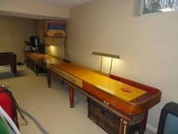 antique shuffleboard table for sale 7 best shuffle rebound board images on pinterest basement chicago