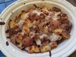 turkey sausage and potato gratin recipe myrecipes