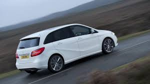 mercedes a class vs b class mercedes b class mpv review carbuyer