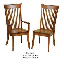 custom dining room chair gallery heritage allwood furniture