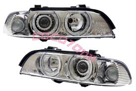 96 00 bmw e39 halo headlights 97 99 depo auto level ebay
