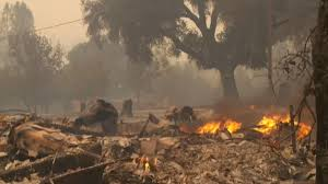 California Wildfire Dateline by California Chimney Fire Consumes More Homes Nbc News