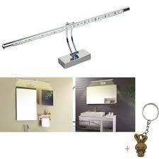 Applique 3 Lumières De Salle Le Applique Lumière Pour Miroir Salle De Bain 7w Porte Clés